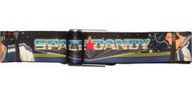 Space Dandy Selfie Ship Seatbelt Belt