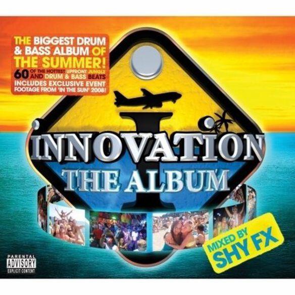 Shy Fx - Innovation the Album