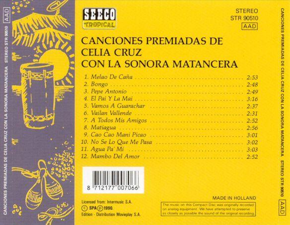 Canciones Premiads 1094