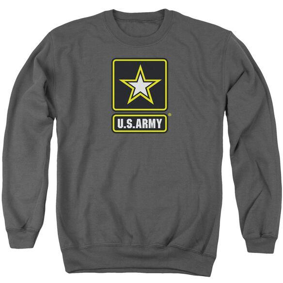 Army Logo Adult Crewneck Sweatshirt