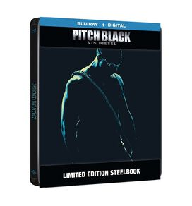 Pitch Black [Exclusive Blu-ray Steelbook]