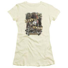 Labyrinth Call The Rocks Short Sleeve Junior Sheer T-Shirt