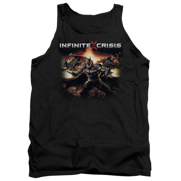 Infinite Crisis Batmen Adult Tank