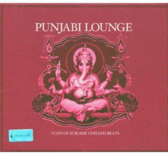 Punjabi Lounge / Various (Box)