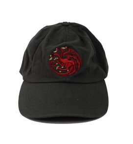 Game of Thrones Targaryen Logo Hat