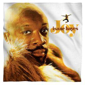 Isaac Hayes Joy Bandana White