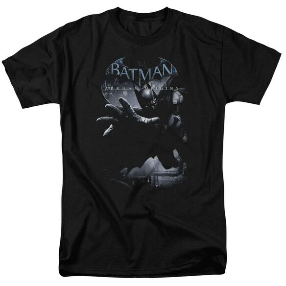 Batman Arkham Origins Out Of The Shadows Short Sleeve Adult T-Shirt