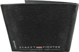 Street Fighter Akuma Symbol Bi-fold Wallet