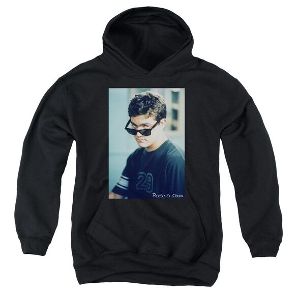 Dawsons Creek Cool Pacey Youth Pull Over Hoodie
