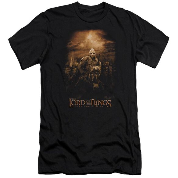 Lor Riders Of Rohan Short Sleeve Adult T-Shirt