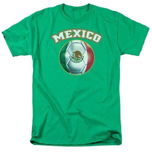 Mexico Short Sleeve Adult Kelly T-Shirt