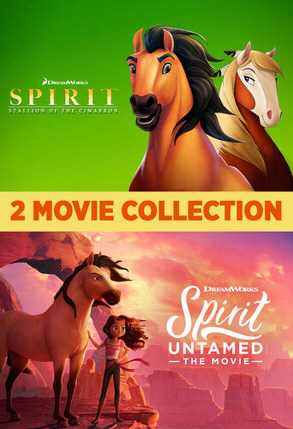Spirit: 2-Movie Collection (Spirit/Spirit: Untamed)