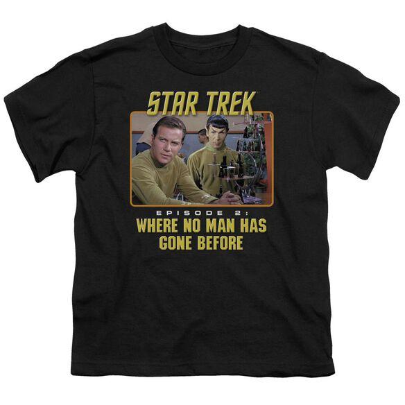 Star Trek Episode 2 Short Sleeve Youth T-Shirt