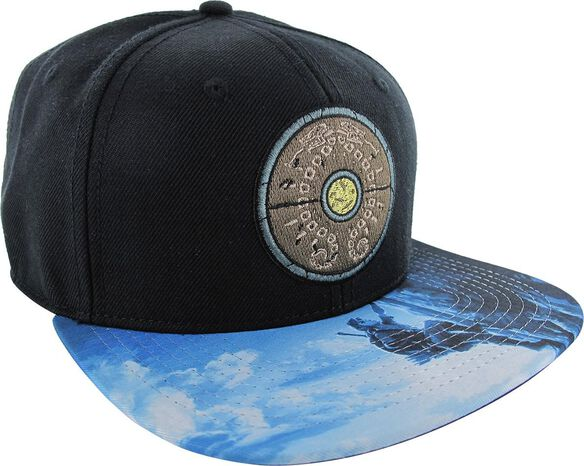 san francisco 0b36c ce230 Images. Zelda Breath of the Wild Shield Snapback Hat