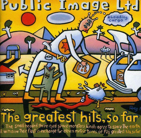 Public Image Ltd. - Greatest Hits So Far