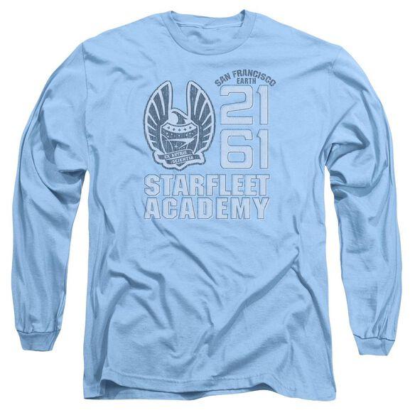 Star Trek 2161 Long Sleeve Adult Carolina T-Shirt