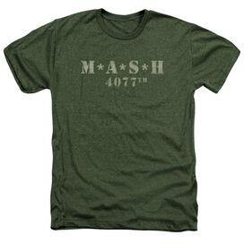MASH DISTRESSED LOGO-ADULT