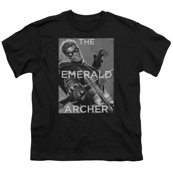 Jla Trigger Short Sleeve Youth T-Shirt