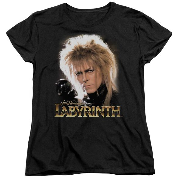 Labyrinth Jareth Short Sleeve Womens Tee T-Shirt