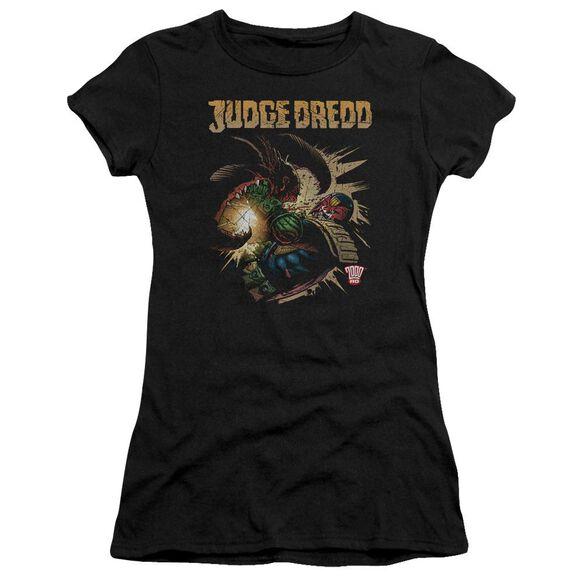 Judge Dredd Blast Away Premium Bella Junior Sheer Jersey