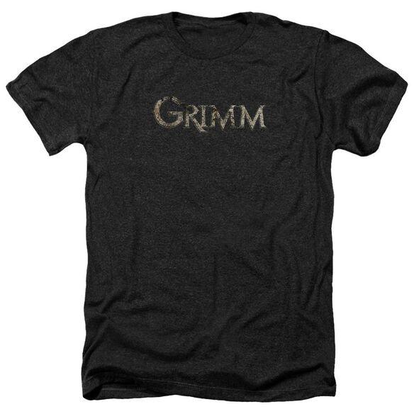 Grimm Logo Adult Heather