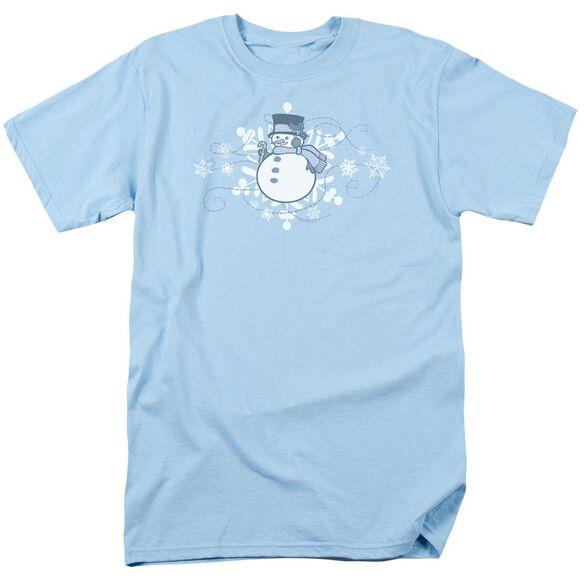 WINTER DAY - ADULT 18/1 - LIGHT BLUE T-Shirt