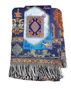 Aladdin Metallic Woven Tapestry Throw