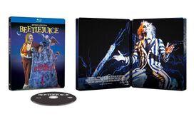 Beetlejuice [Exclusive Blu-ray Steelbook]
