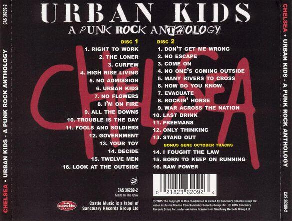 Urban Kids Punk Antho0705