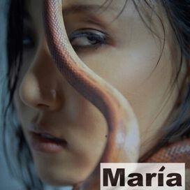 Hwasa - Maria (incl. 208pg Booklet, Photocard + Photocard Ticket)