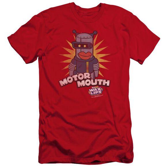 Dubble Bubble Motor Mouth Premuim Canvas Adult Slim Fit