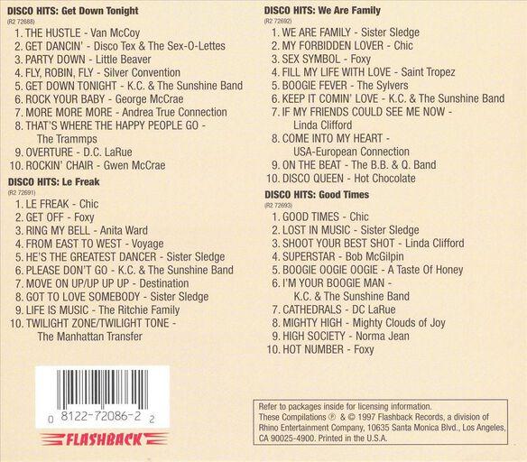 Disco Hits 497