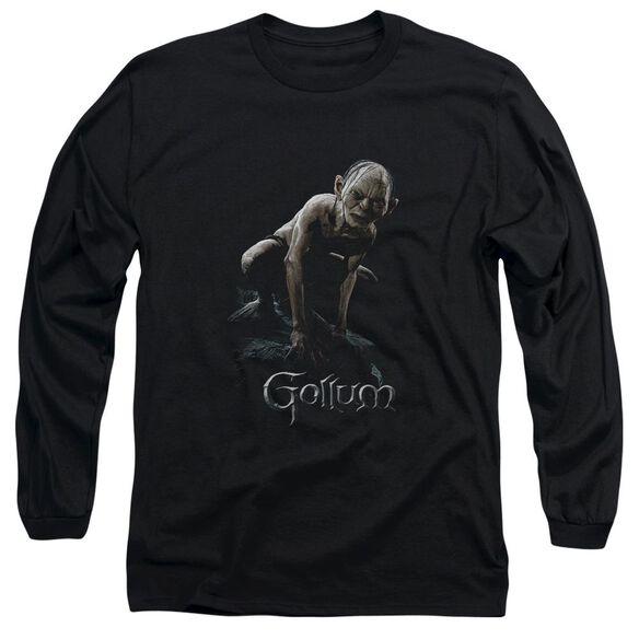 Lor Gollum Long Sleeve Adult T-Shirt