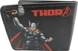 Thor Hammer Bolts Wallet