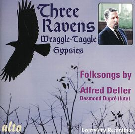 A. Deller - Three Ravens & the Wraggle-Taggle Gypsies