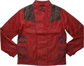 Guardians of the Galaxy Star Lord Snap Zip Jacket