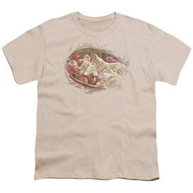 Wildlife Apples And Oranges Short Sleeve Youth T-Shirt