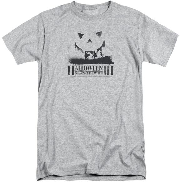 Halloween Iii Silhouette Short Sleeve Adult Tall Athletic T-Shirt