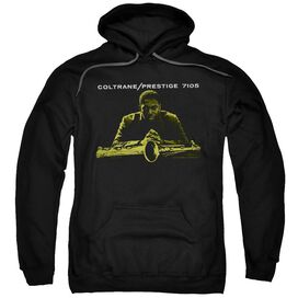 John Coltrane Mellow Yellow Adult Pull Over Hoodie