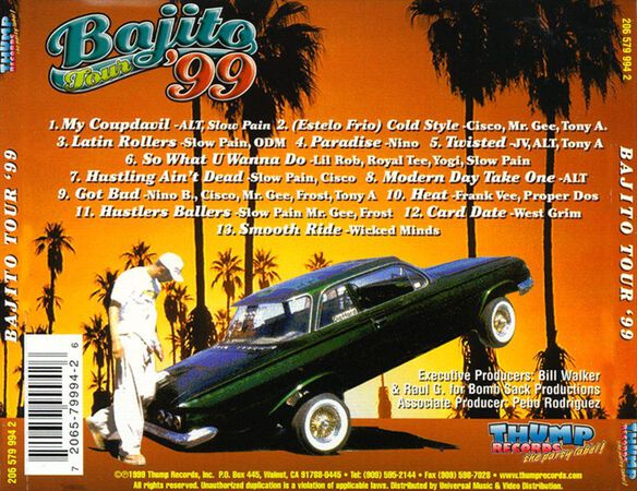 Low Rider Bajito Tour 99 / Various