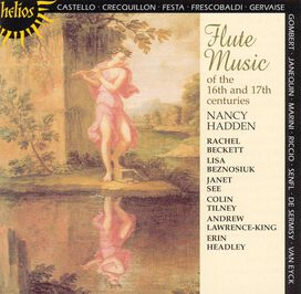 Nancy Hadden - Flute Music of the 16th and 17th Centuries