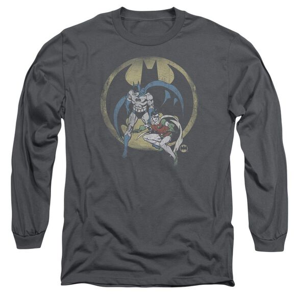 Dc Team Long Sleeve Adult T-Shirt