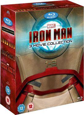 Iron Man 1-3