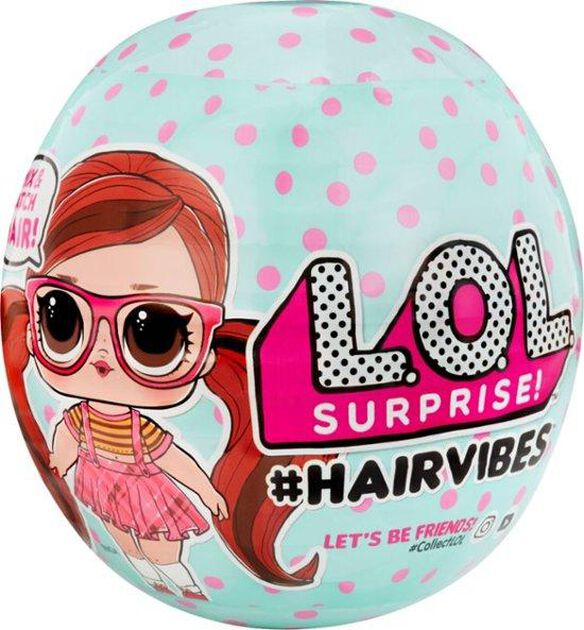 L.O.L. Surprise!: Hairvibes Doll