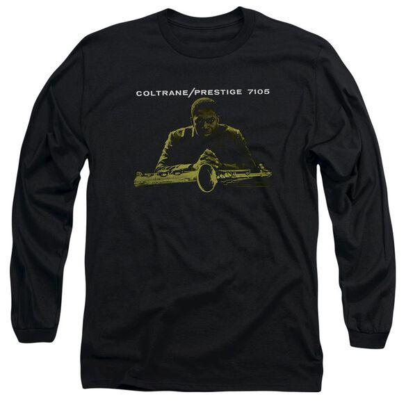 John Coltrane Mellow Yellow Long Sleeve Adult T-Shirt