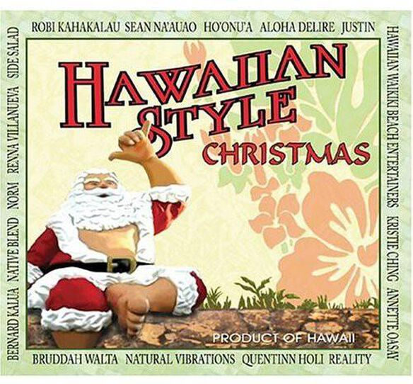 Various Artists - Hawaiian Style Christmas, Vol. 1