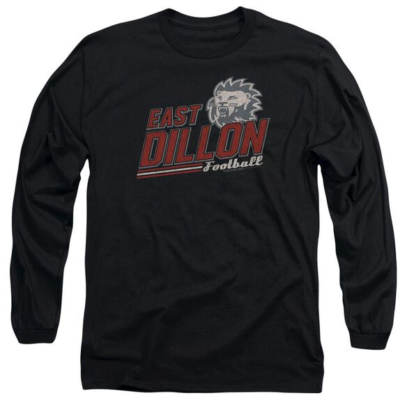 Friday Night Lights Athletic Lions Long Sleeve Adult T-Shirt