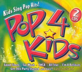 Various Artists - Pop 4 Kids [3-CD]