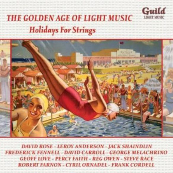 Holidays For Strings / Various