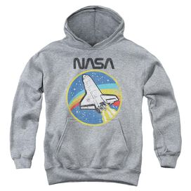 Nasa Shuttle Youth Pull Over Hoodie Athletic